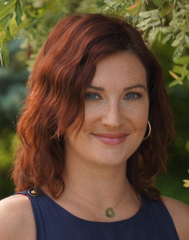 Ashley J. Kreze, MA, RCC, RP