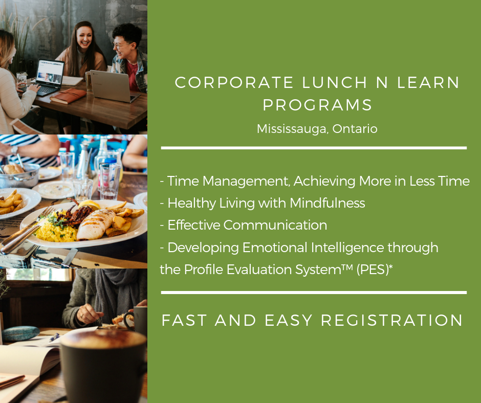 lunch n learns mississauga